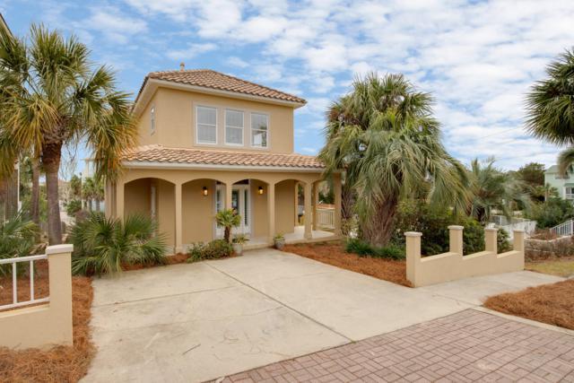22 N Grande Beach Drive, Santa Rosa Beach, FL 32459 (MLS #815197) :: Scenic Sotheby's International Realty