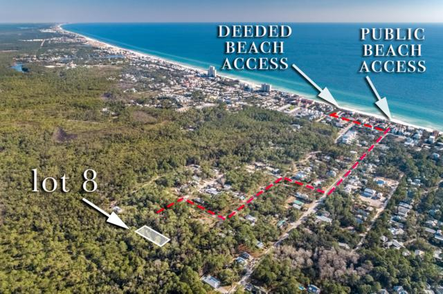 Lot8 BLK2 Elm Street, Santa Rosa Beach, FL 32459 (MLS #815286) :: The Beach Group