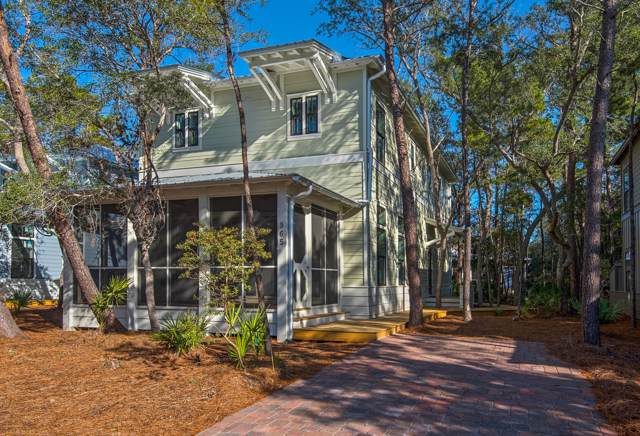 D8 Patina Boulevard, Seacrest, FL 32461 (MLS #815597) :: 30A Escapes Realty