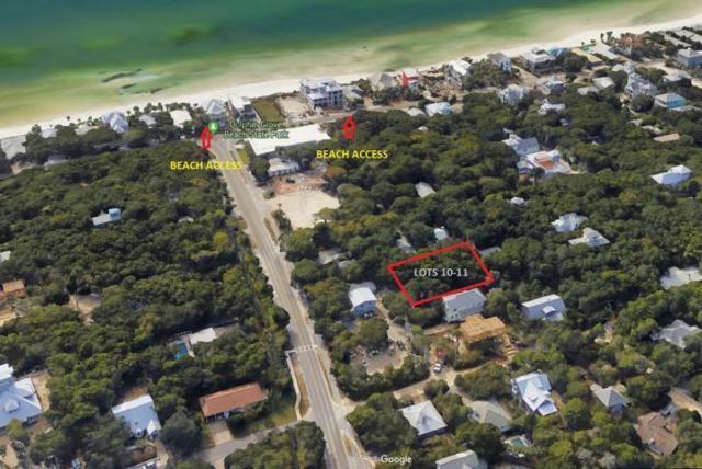 1/2(10) 11 S Yaupon Street, Santa Rosa Beach, FL 32459 (MLS #815708) :: CENTURY 21 Coast Properties
