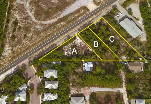 Lots 5 & 6 E Co Highway 30-A Road, Santa Rosa Beach, FL 32459 (MLS #815745) :: Scenic Sotheby's International Realty
