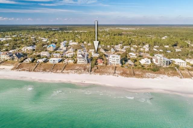 15 S Greenwood Avenue, Santa Rosa Beach, FL 32459 (MLS #815946) :: Scenic Sotheby's International Realty