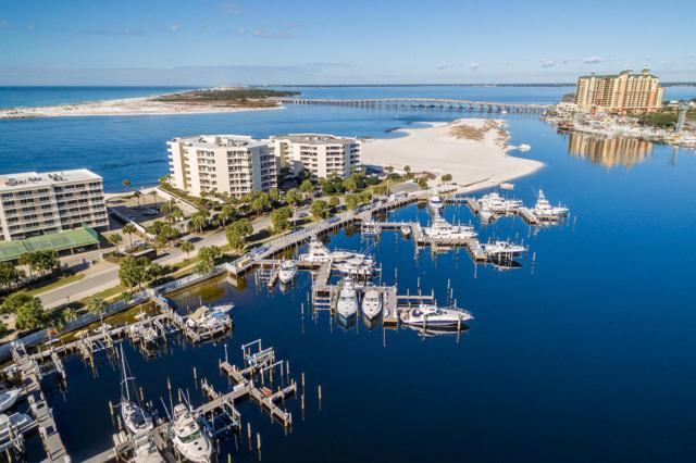 110 Gulf Shore Drive #523, Destin, FL 32541 (MLS #816000) :: Linda Miller Real Estate
