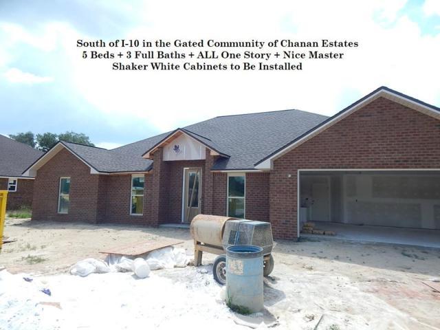 4709 Chanson Crossing, Crestview, FL 32539 (MLS #816332) :: Classic Luxury Real Estate, LLC
