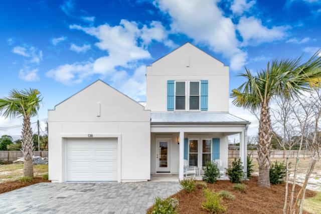 001 Sea Breeze Circle, Panama City Beach, FL 32413 (MLS #816410) :: Classic Luxury Real Estate, LLC
