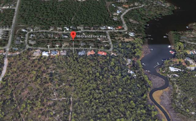 96 Grand Flora Way, Santa Rosa Beach, FL 32459 (MLS #816448) :: ResortQuest Real Estate