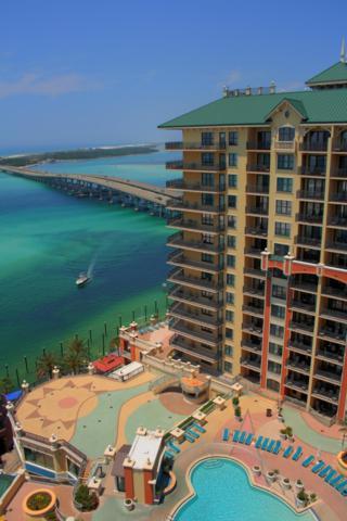 10 Harbor Boulevard W523, Destin, FL 32541 (MLS #816899) :: Berkshire Hathaway HomeServices Beach Properties of Florida