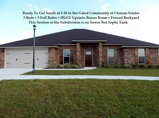 4748 Chanson Crossing Crossing, Crestview, FL 32539 (MLS #817005) :: Luxury Properties Real Estate