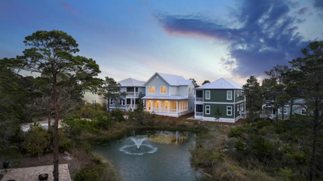 490 Gulfview Circle, Santa Rosa Beach, FL 32459 (MLS #817304) :: Luxury Properties Real Estate