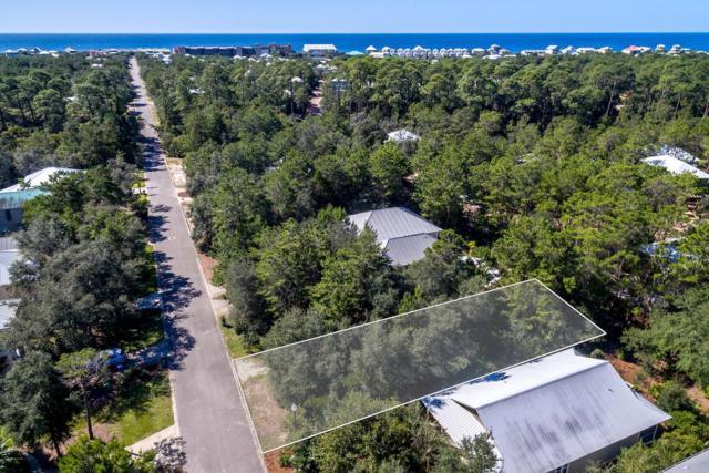 Lot 13-A Clareon Drive, Seacrest, FL 32461 (MLS #817375) :: CENTURY 21 Coast Properties