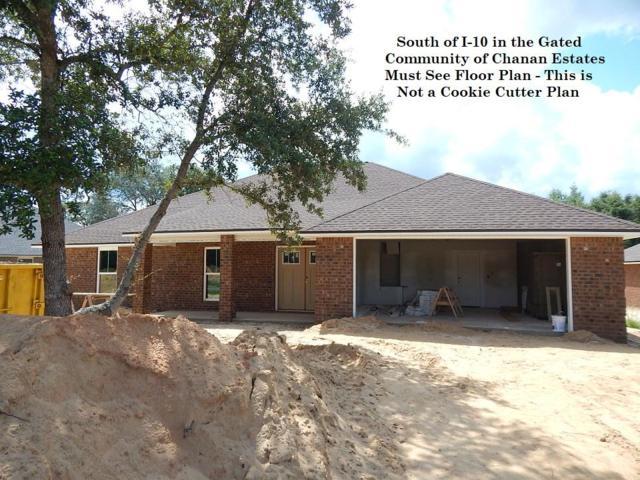 4711 Chanson Crossing Crossing, Crestview, FL 32539 (MLS #817475) :: Classic Luxury Real Estate, LLC