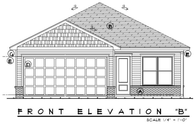 Lot 16 B Marsh North Landing, Freeport, FL 32439 (MLS #817552) :: Classic Luxury Real Estate, LLC