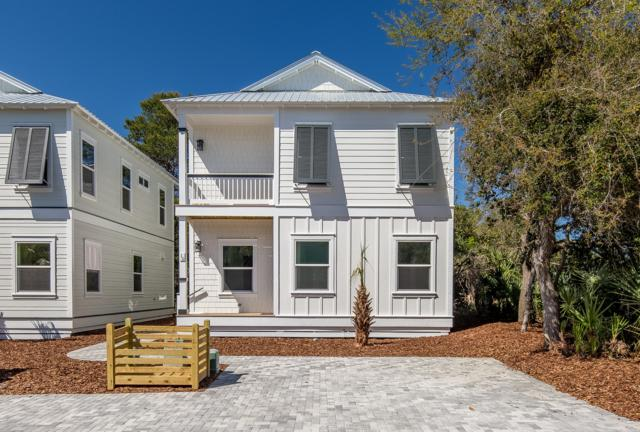 10 Snapper Street, Santa Rosa Beach, FL 32459 (MLS #817734) :: Classic Luxury Real Estate, LLC