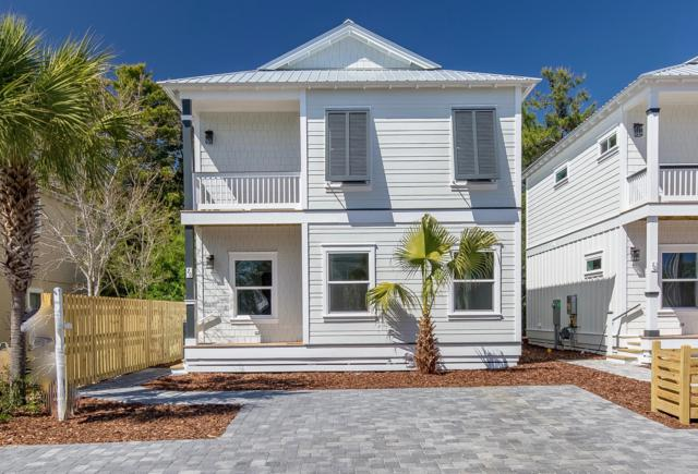 20 Snapper Street, Santa Rosa Beach, FL 32459 (MLS #817755) :: Classic Luxury Real Estate, LLC