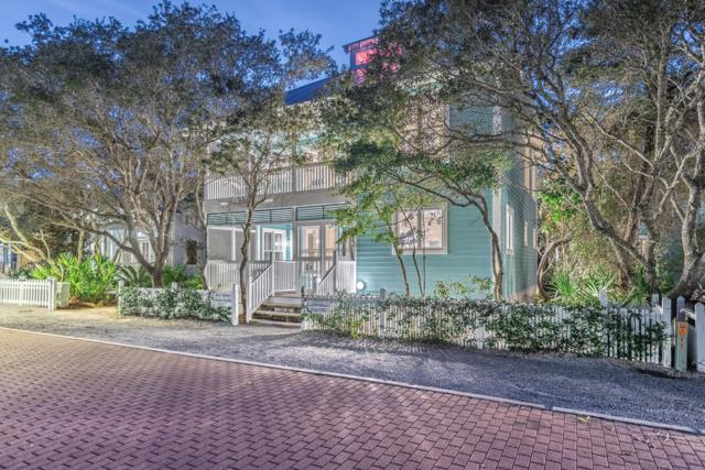 63 Pensacola Street, Santa Rosa Beach, FL 32459 (MLS #817983) :: Luxury Properties on 30A