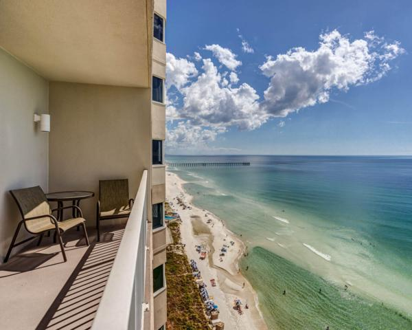 16819 Front Beach Road #1504, Panama City Beach, FL 32413 (MLS #818065) :: Coastal Luxury