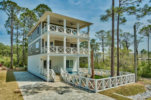 140 San Juan Avenue, Santa Rosa Beach, FL 32459 (MLS #818105) :: Scenic Sotheby's International Realty