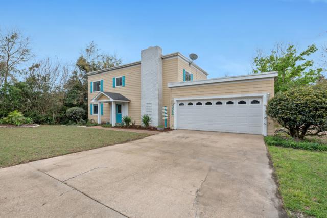 3349 Crestview Lane, Gulf Breeze, FL 32563 (MLS #818203) :: Classic Luxury Real Estate, LLC