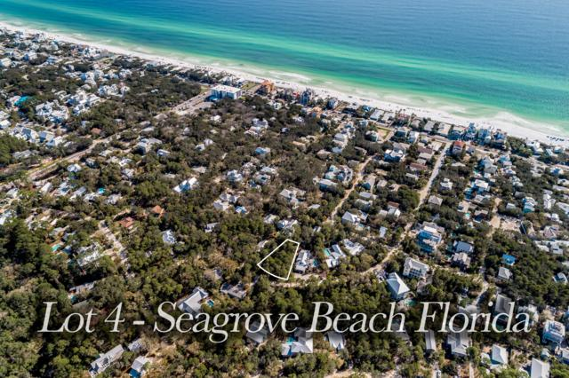 Lot 4 Dogwood Street, Santa Rosa Beach, FL 32459 (MLS #818342) :: Luxury Properties Real Estate