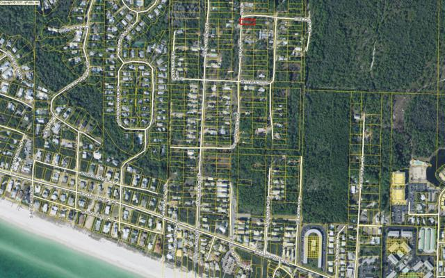 Lot 24 Elm Street, Santa Rosa Beach, FL 32459 (MLS #818407) :: Scenic Sotheby's International Realty
