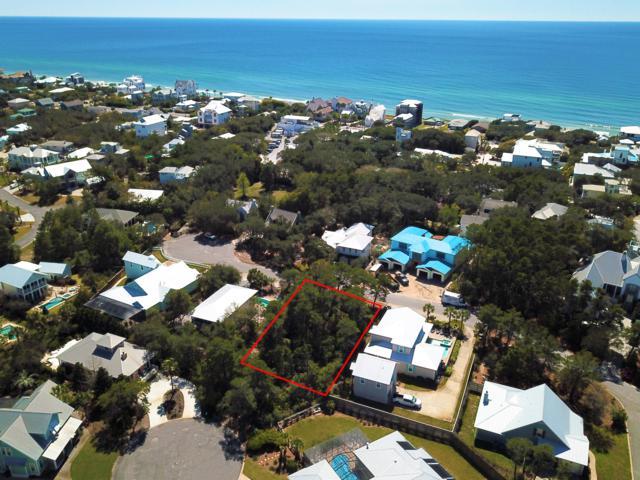 Lot 3 Seagrove Village Drive, Santa Rosa Beach, FL 32459 (MLS #818512) :: Coastal Luxury