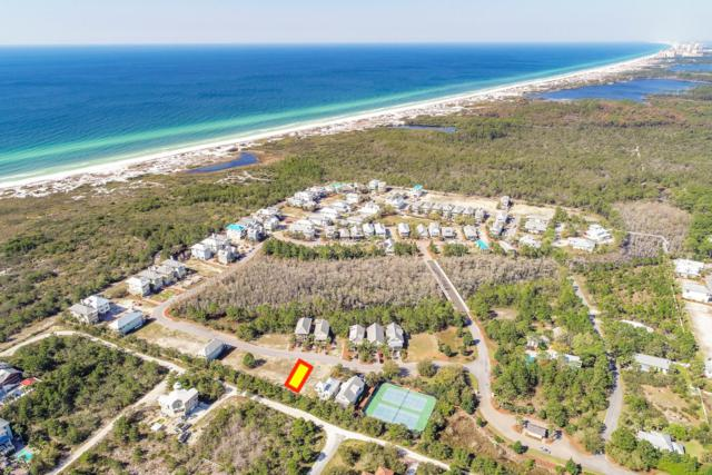 Lot 4 Cypress Drive, Santa Rosa Beach, FL 32459 (MLS #818869) :: Scenic Sotheby's International Realty