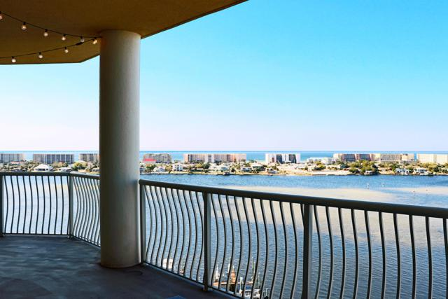 124 SW Miracle Strip Parkway #1005, Fort Walton Beach, FL 32548 (MLS #818874) :: Berkshire Hathaway HomeServices PenFed Realty