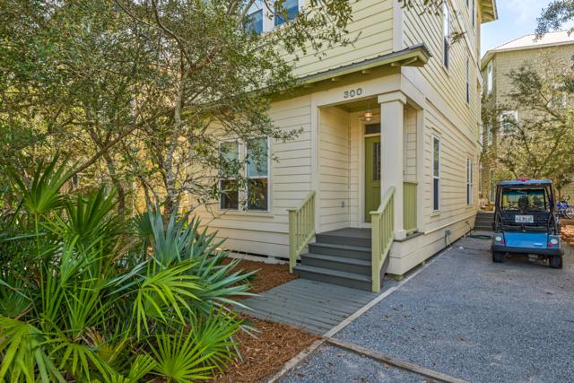 300 Eastern Lake Road, Santa Rosa Beach, FL 32459 (MLS #818971) :: Classic Luxury Real Estate, LLC