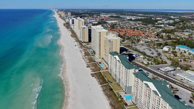 10517 Front Beach Road #1203, Panama City Beach, FL 32407 (MLS #819334) :: Berkshire Hathaway HomeServices PenFed Realty