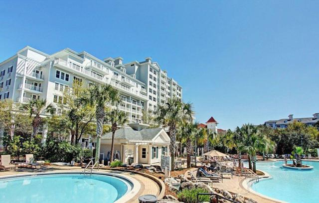 9600 Grand Sandestin Boulevard Unit 3309, Miramar Beach, FL 32550 (MLS #819484) :: Homes on 30a, LLC