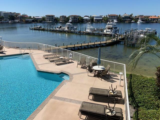 662 Harbor Boulevard Unit 150, Destin, FL 32541 (MLS #819895) :: Hilary & Reverie