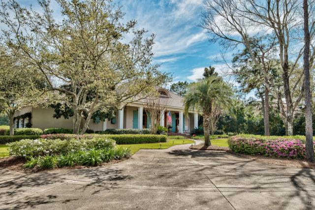 3326 Club Drive, Miramar Beach, FL 32550 (MLS #819913) :: Classic Luxury Real Estate, LLC