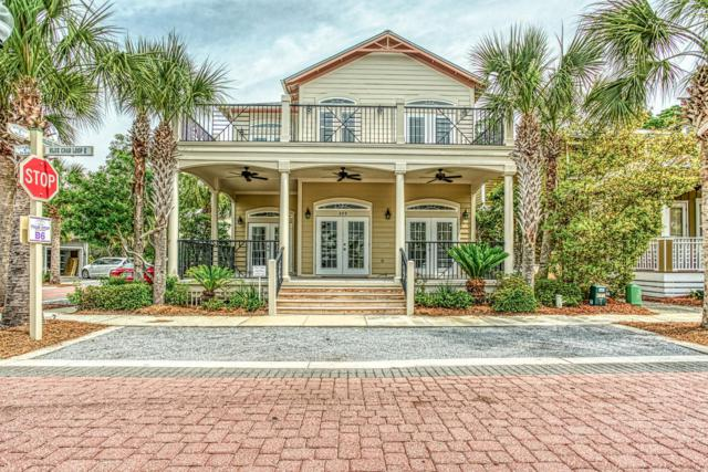 222 E Blue Crab Loop, Inlet Beach, FL 32461 (MLS #820577) :: Scenic Sotheby's International Realty