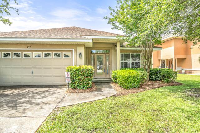 137 Loblolly Bay Drive, Santa Rosa Beach, FL 32459 (MLS #820686) :: Counts Real Estate Group