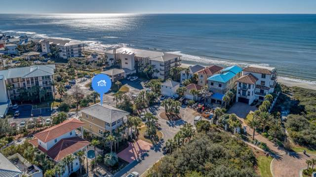 97 Longue Vue Drive, Inlet Beach, FL 32461 (MLS #820858) :: Classic Luxury Real Estate, LLC