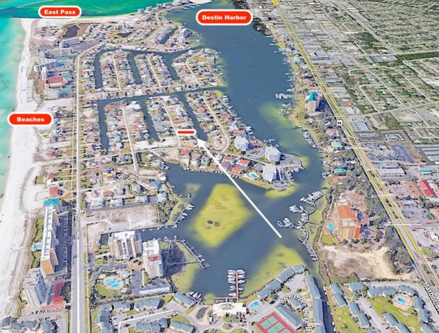619 Choctaw Drive, Destin, FL 32541 (MLS #820936) :: Berkshire Hathaway HomeServices Beach Properties of Florida