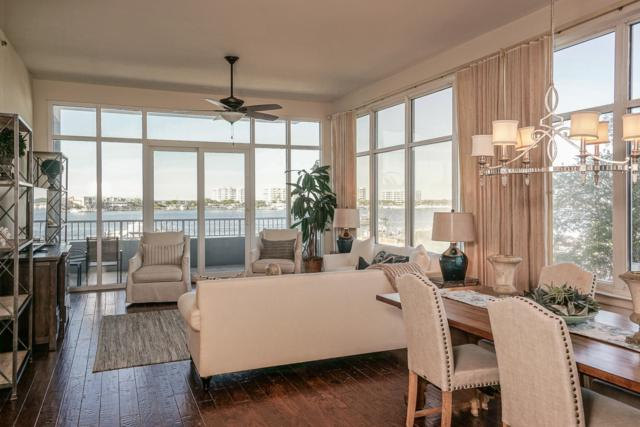 320 Harbor Boulevard Unit A205, Destin, FL 32541 (MLS #821105) :: Berkshire Hathaway HomeServices Beach Properties of Florida