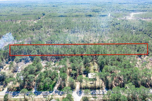 Lot 34 10 Acres Off Chat Holly, Santa Rosa Beach, FL 32459 (MLS #821146) :: Counts Real Estate Group