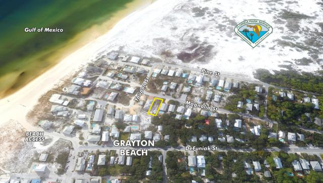 Lot 3 Magnolia Street, Santa Rosa Beach, FL 32459 (MLS #821180) :: Coastal Lifestyle Realty Group
