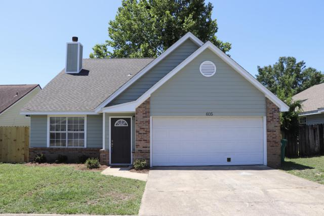 605 Drakes Landing, Mary Esther, FL 32569 (MLS #821665) :: Classic Luxury Real Estate, LLC