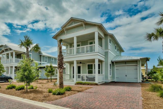160 Clipper Street, Inlet Beach, FL 32461 (MLS #822189) :: Scenic Sotheby's International Realty