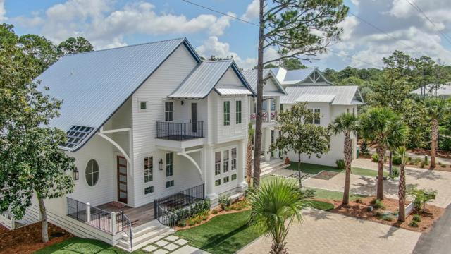 30 Canal Street, Santa Rosa Beach, FL 32459 (MLS #822646) :: The Beach Group