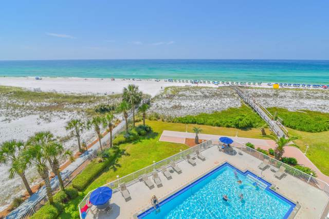 600 Gulf Shore Drive Unit 602, Destin, FL 32541 (MLS #822701) :: Keller Williams Emerald Coast