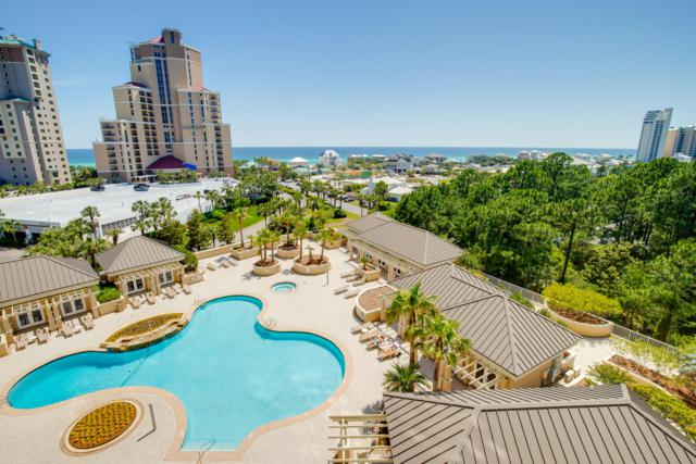 1 Beach Club Drive #705, Miramar Beach, FL 32550 (MLS #823013) :: Hilary & Reverie