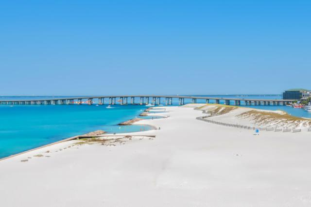 100 Gulf Shore Drive #505, Destin, FL 32541 (MLS #823199) :: Scenic Sotheby's International Realty