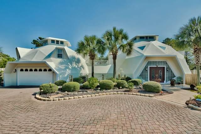 114 E Surfside Drive, Santa Rosa Beach, FL 32459 (MLS #823290) :: Homes on 30a, LLC