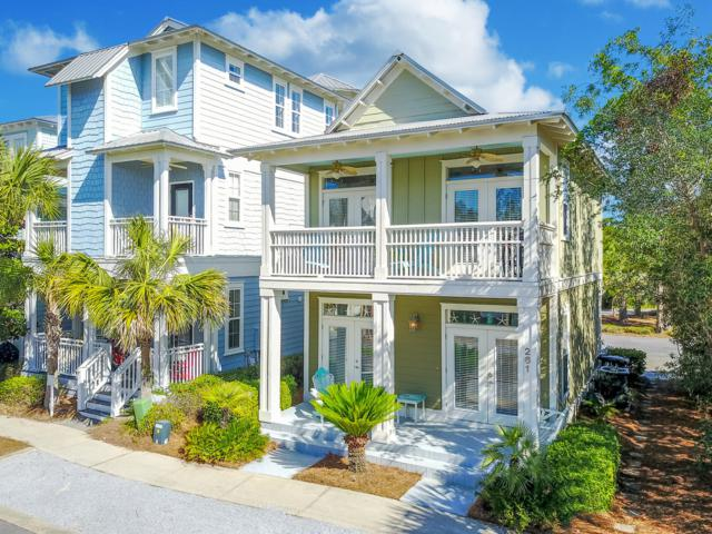 261 Beach Bike Way, Inlet Beach, FL 32461 (MLS #823617) :: Coastal Luxury