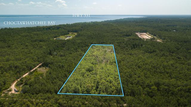 Lot 10 Nellie Drive, Santa Rosa Beach, FL 32459 (MLS #824075) :: Scenic Sotheby's International Realty