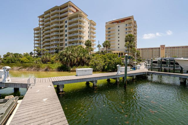 725 Gulf Shore Drive Unit 303B, Destin, FL 32541 (MLS #824213) :: CENTURY 21 Coast Properties