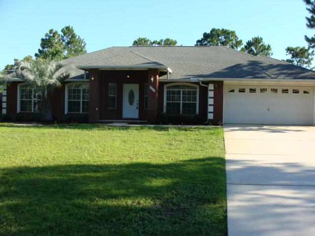 6818 Leisure Street, Navarre, FL 32566 (MLS #824234) :: ResortQuest Real Estate